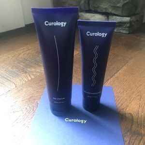 Curology The Cleanser and The Rich Moisturizer New
